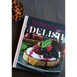 Seriously Delish Coffee Table Cook Book